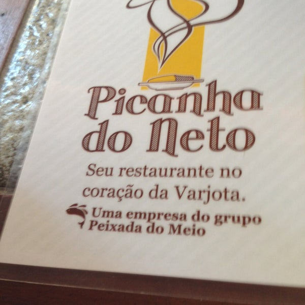 Photo taken at Picanha do Neto by Hedilberto F. on 12/26/2012