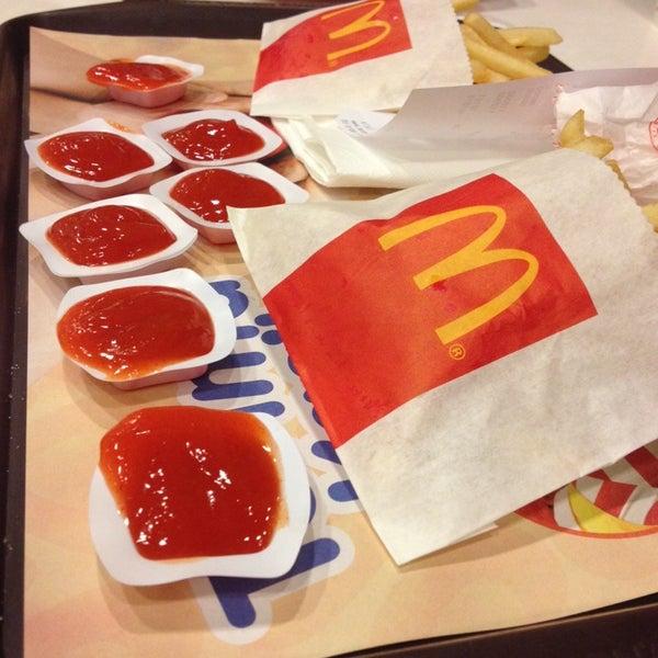 Photo taken at McDonald's by Kamayanti P. on 9/12/2014