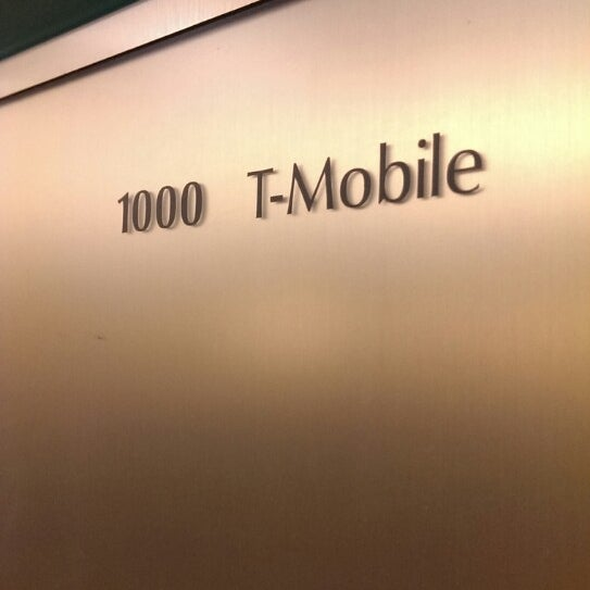 Photo Taken At T Mobile Corporate Office By Justin On 9/4/2013