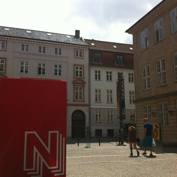 Photo taken at National Museum of Denmark by Leandro M. on 7/9/2013