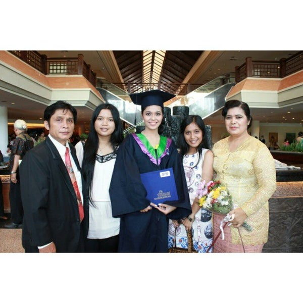 Photo taken at Bali International Convention Centre (BICC) by Melina Hanna P. on 10/6/2014