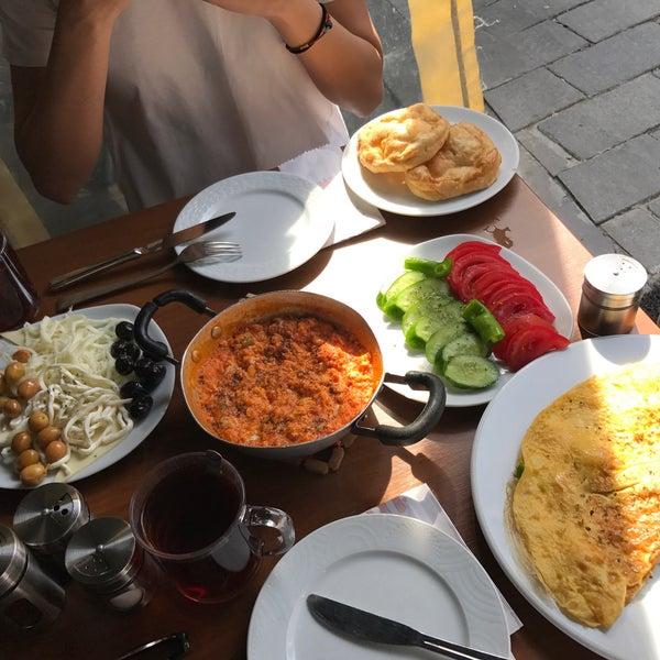 5/8/2017 tarihinde Nilay T.ziyaretçi tarafından Fiskos Kahvaltı Cafe'de çekilen fotoğraf