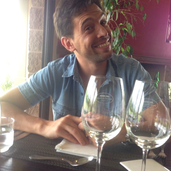 Photo taken at Dominio del Plata Winery by Muriel d. on 1/8/2015