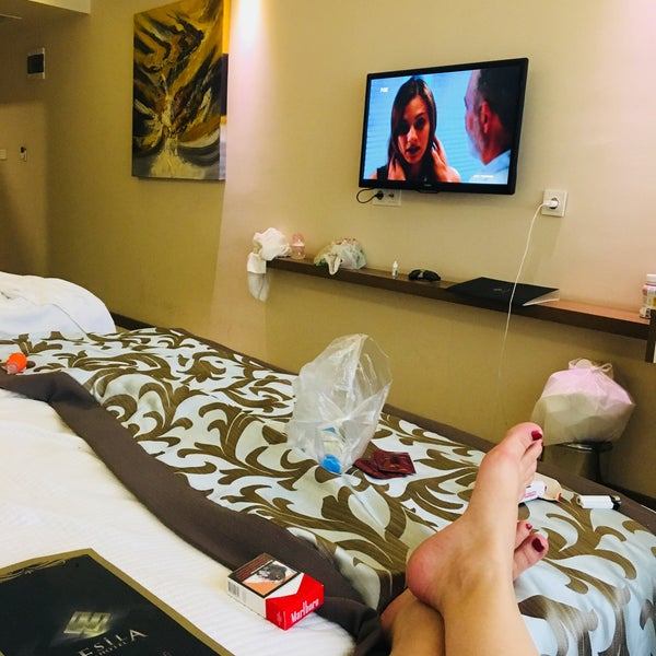 Foto scattata a Esila Hotel Ankara da Dialectt A. il 7/23/2018