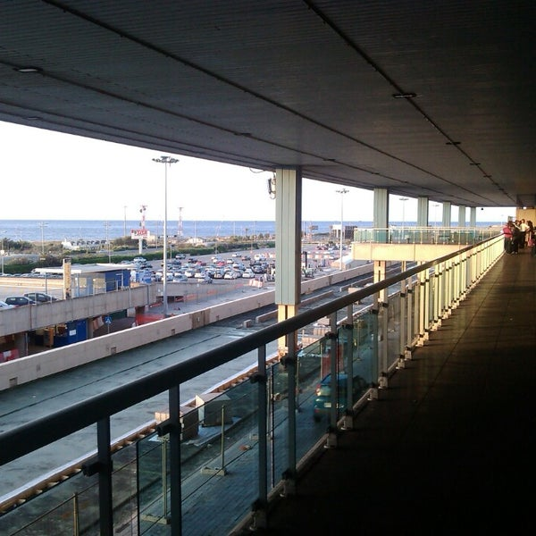 Photo taken at Palermo Airport (PMO) by Jan S. on 5/27/2013