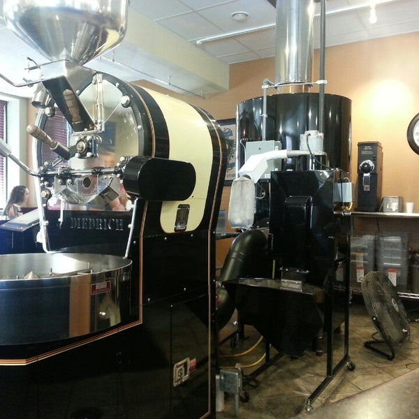 Photo taken at Arcedium Coffeehouse Inc by Christian S. on 7/18/2013