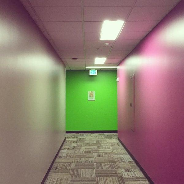 Microsoft Seattle Office: Microsoft Building 50