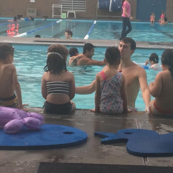 Indoor Swimming Pool Lessons: Mike Shellito Indoor Pool