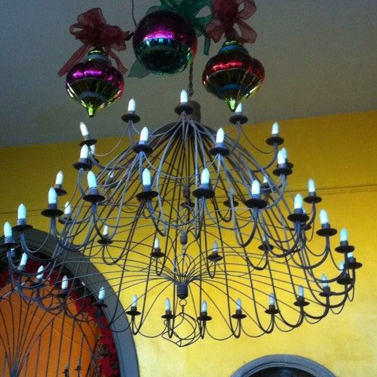 Foto tomada en El Patio por Maria Z. el 11/28/2012