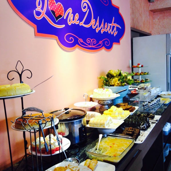 Photo taken at Love Desserts by Neil E. on 8/31/2016