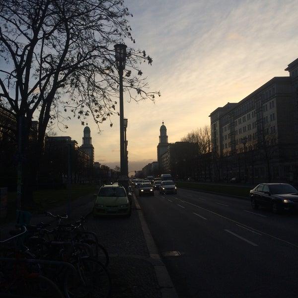 Photo taken at U Weberwiese by Julius G. on 2/3/2016