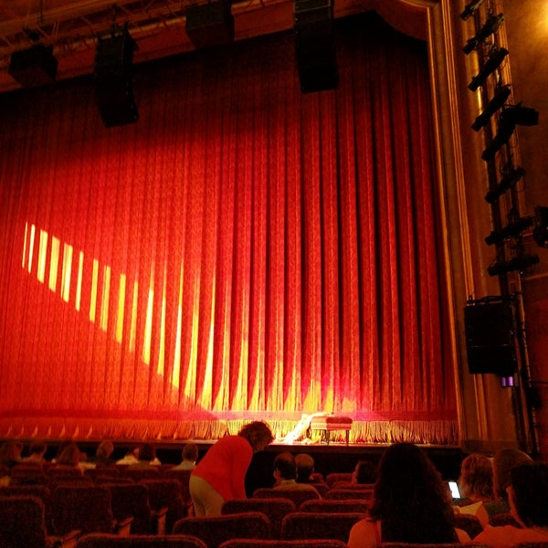 Photo taken at St. James Theatre by Thibaut C. on 7/1/2017