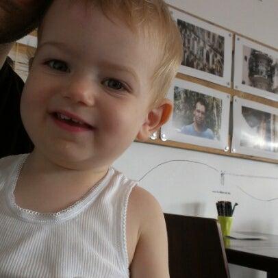 Photo taken at Grub Street Cafe by Luke T. on 11/23/2012