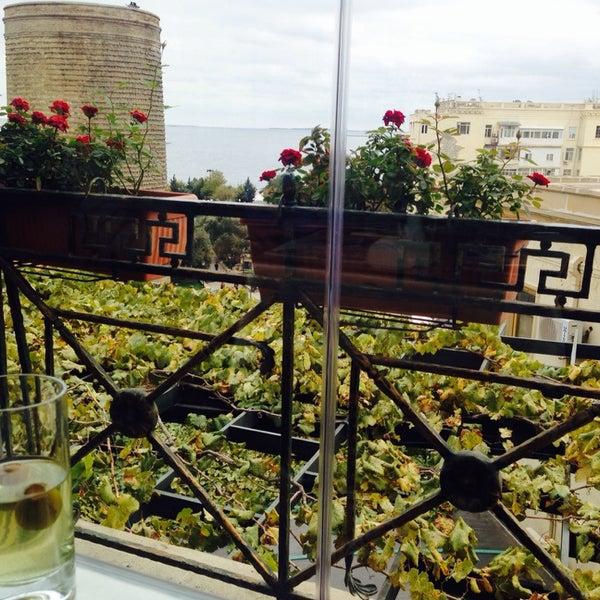 Снимок сделан в Museum Inn Boutique Hotel & Restaurant пользователем Dilek Y. 10/27/2014