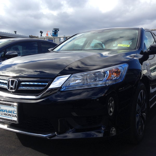 2014 Honda Accord Hybrid In STOCK NOW   Sarena West, SUNSET HONDA   Your  Central