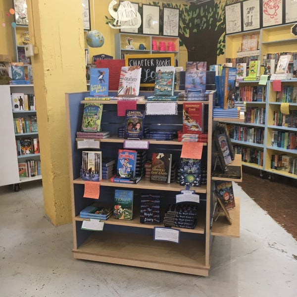 Photo taken at Little Shop of Stories by Martin D. on 4/20/2018