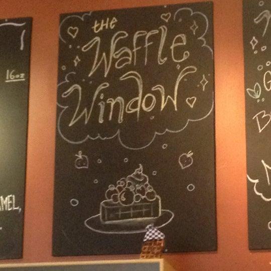 Foto tirada no(a) The Waffle Window por Ana C. em 12/28/2012