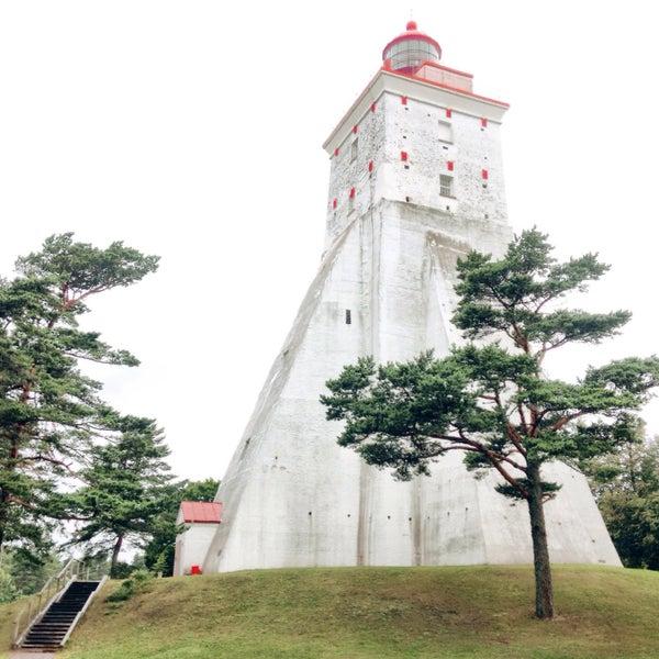 """Photo taken at Kõpu tuletorn    Kõpu Lighthouse by Vit""""SQLap"""" J. on 8/18/2017"""