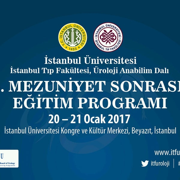 1/20/2017 tarihinde Kaan A.ziyaretçi tarafından İstanbul Üniversitesi Kongre Kültür Merkezi'de çekilen fotoğraf