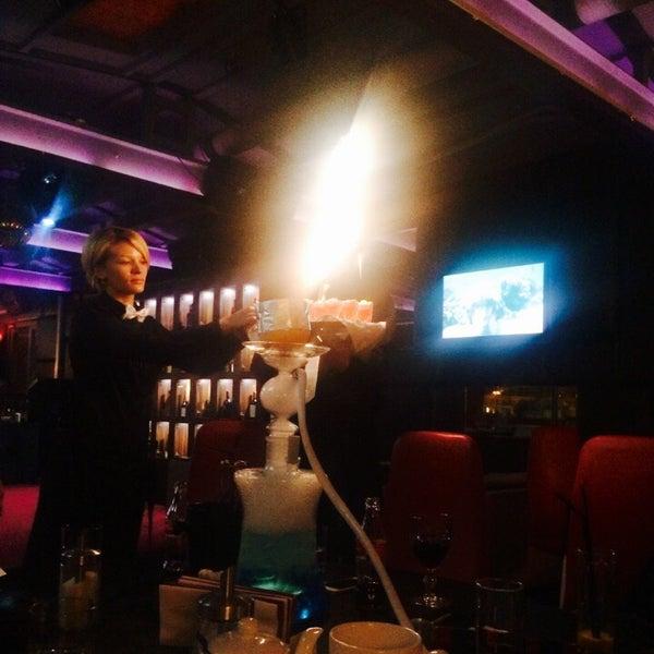Снимок сделан в DoZari / Дозари шоу-ресторан на воде пользователем Юля Ф. 10/27/2014