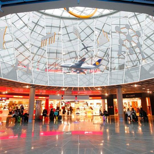 Das Foto wurde bei Frankfurt Airport (FRA) von Frankfurt Airport (FRA) am 3/18/2014 aufgenommen