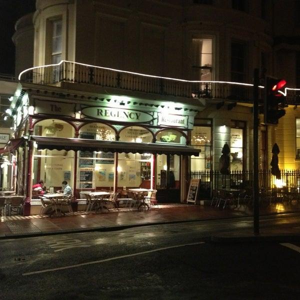 the regency restaurant central brighton brighton east. Black Bedroom Furniture Sets. Home Design Ideas