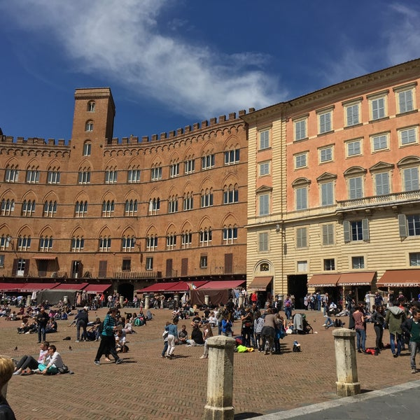 Photo taken at Siena by Михаил П. on 4/30/2017