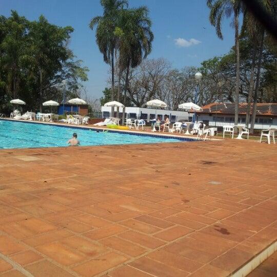 Foto tirada no(a) Clube Telecamp por Claudio B. em 9/8/2012