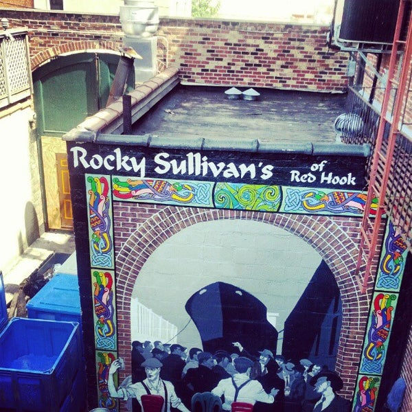 Photo taken at Rocky Sullivan's by Maxwell F. on 7/22/2012