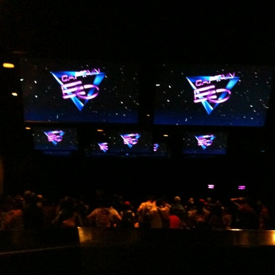 Photo taken at Captain EO by Steffen G. on 6/3/2012