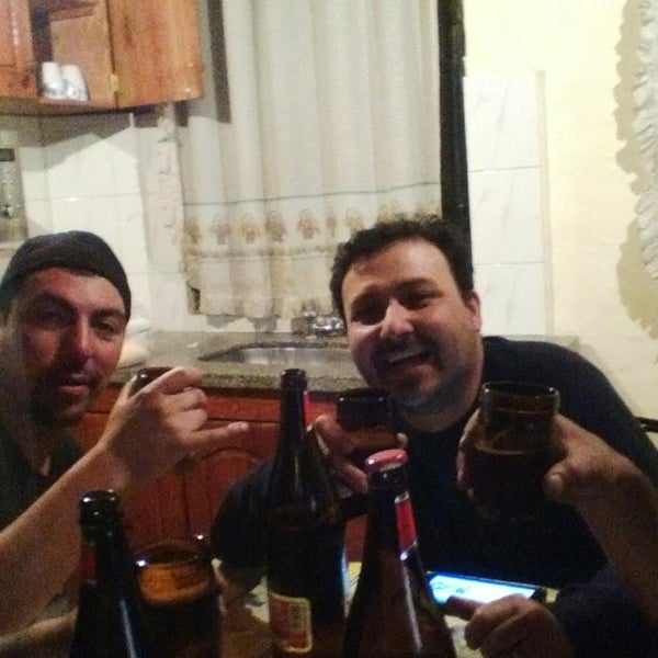 Photo taken at Cabañas en Mendoza - Cabañas El Challao  - Argentina by Monky R. on 10/31/2014