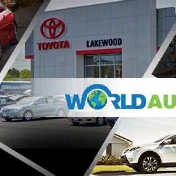 Toyota World Of Lakewood, Part Of The World Auto Group.