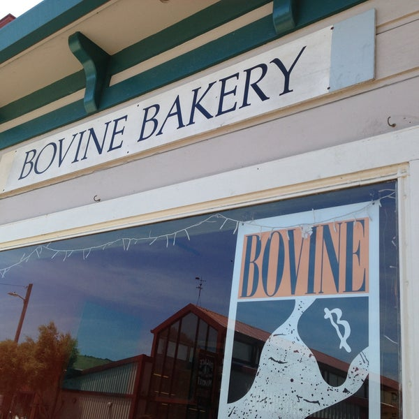 Photo taken at Bovine Bakery by Sue H. on 5/12/2013
