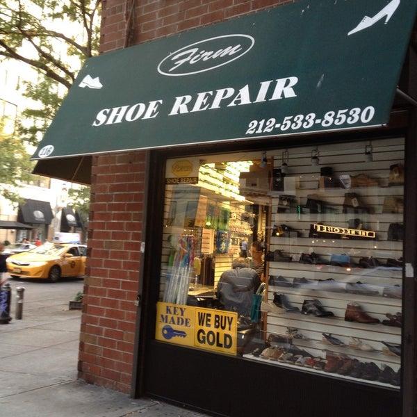 Nyc Shoe Repair Midtown