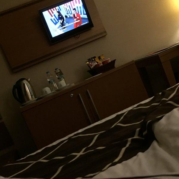 Foto diambil di Anatolia Hotel oleh Yeşim B. pada 2/17/2018