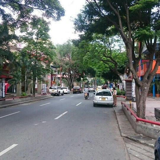 Photo taken at Barrio Granada by Robert K. on 1/31/2016