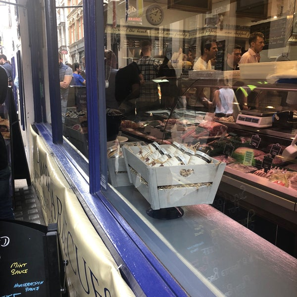 Cool Places In London For Lunch: Porterford Butchers
