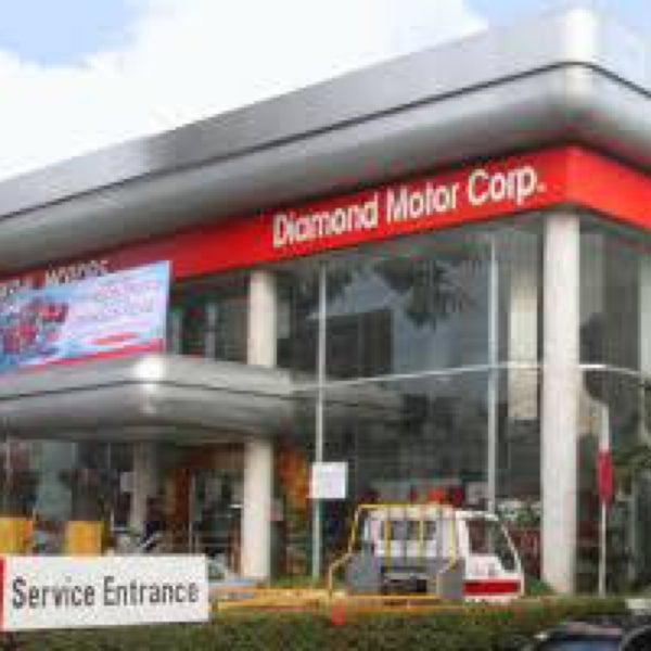 Mitsubishi Diamond Motors Ugong E Rodriguez Jr Ave