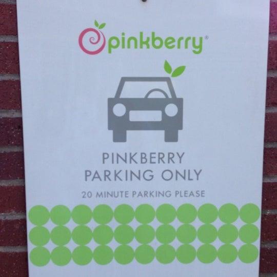 Photo taken at Pinkberry by Matt W. on 11/6/2012