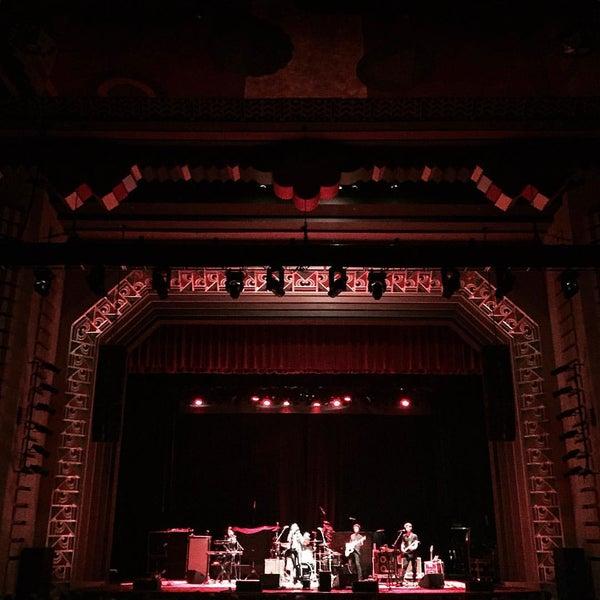 Photo taken at Fox Tucson Theatre by MikelParis on 9/17/2015