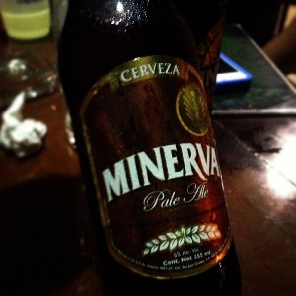Photo taken at Dublin's Irish Pub by Mijail E. on 4/15/2013