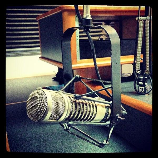 Photo taken at WMCU/WKAT/WZAB Radio by Jonathan B. on 4/24/2013