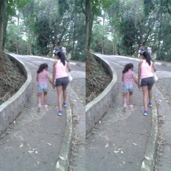 Photo taken at Parque das Hortênsias by Simone R. on 7/15/2015