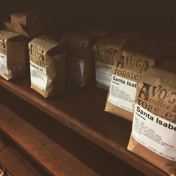 Photo taken at Avoca Coffee by Brad K. on 8/23/2015