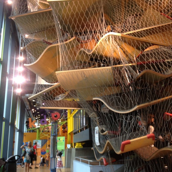Photo taken at Boston Children's Museum by Mayee on 6/18/2013