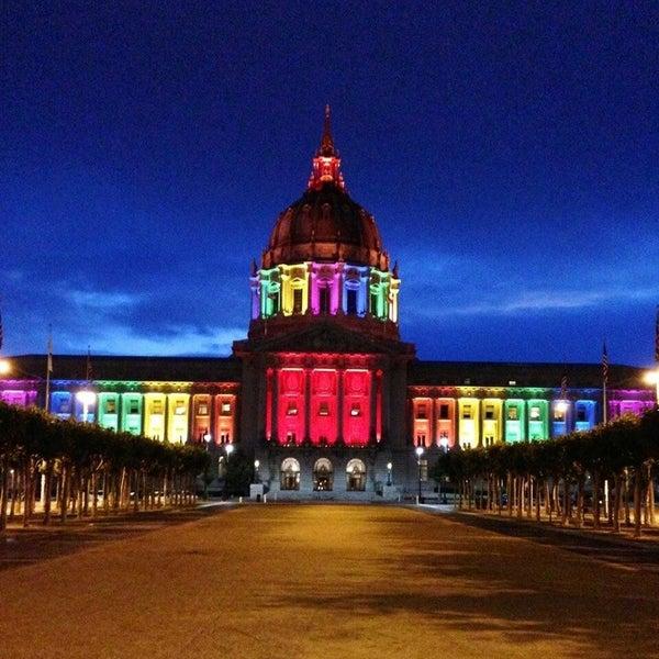 Art Places In San Francisco: San Francisco City Hall