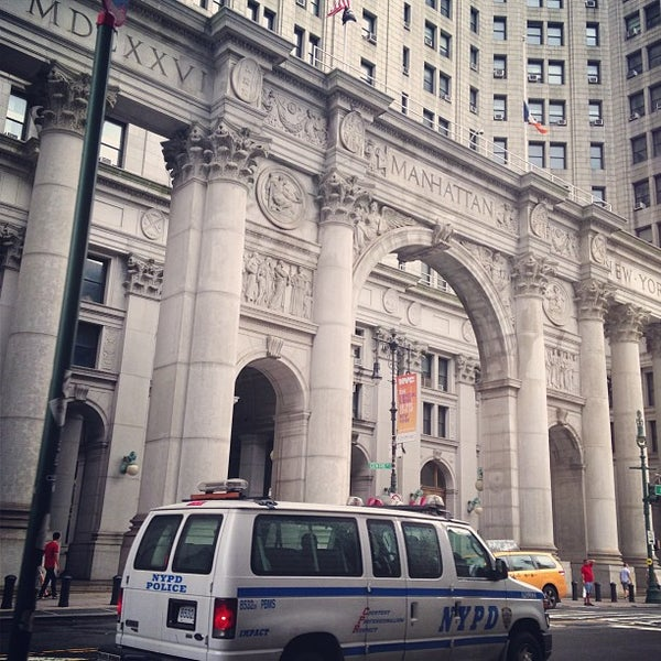 Photo taken at NYC Municipal Building by Craig B. on 7/13/2013