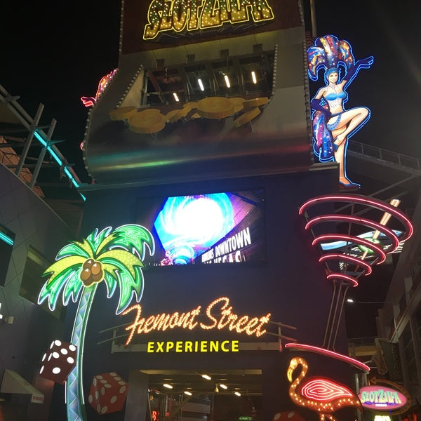 Photo taken at Downtown Las Vegas by ℛミミℳ .. on 6/15/2017