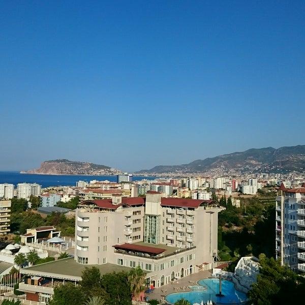 9/16/2016 tarihinde Muttalip Ç.ziyaretçi tarafından Club Paradiso Hotel & Resort'de çekilen fotoğraf