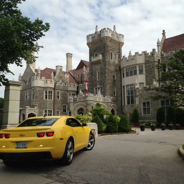Photo taken at Casa Loma by Emiliano M. on 6/8/2013